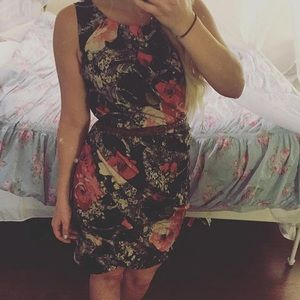 Very J floral Dress from Modcloth